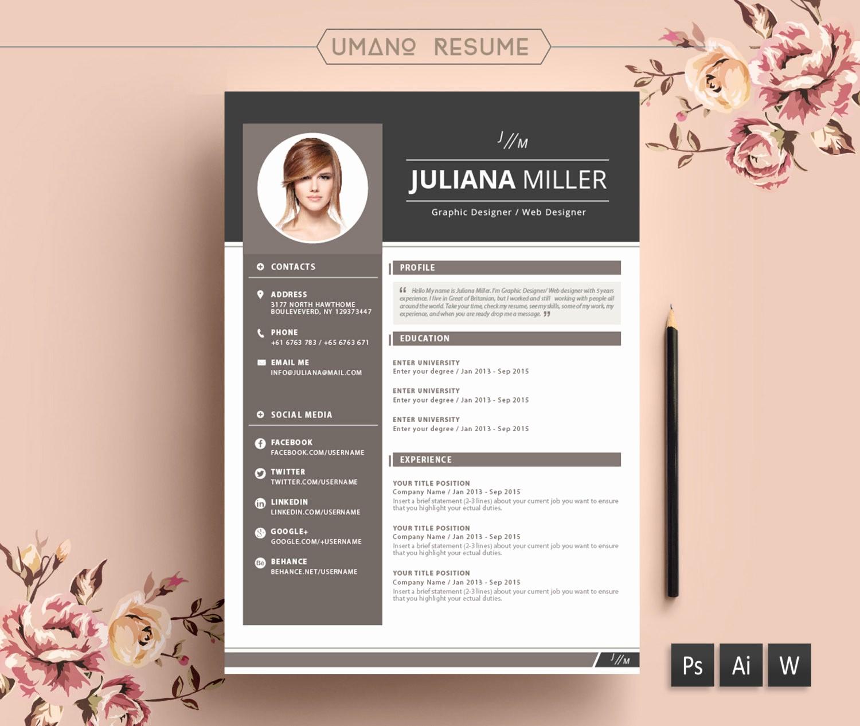 Resume format 2015 Free Download Elegant Modèle De Cv Moderne Lettre De Motivation Gratuit Pour Word