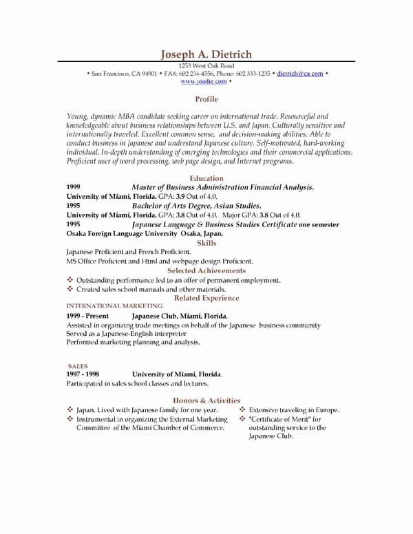 Resume format 2015 Free Download Fresh 85 Free Resume Templates