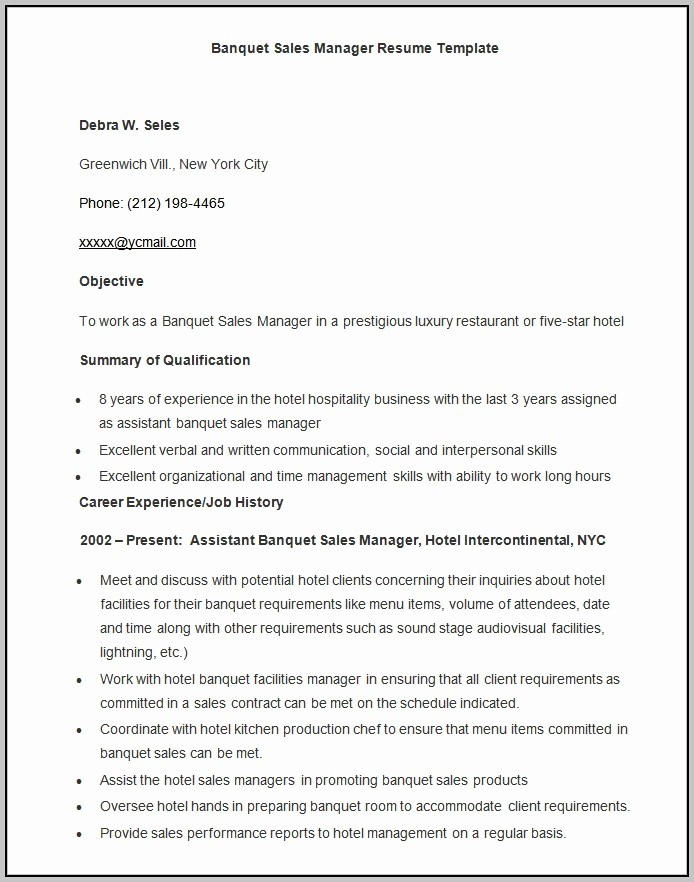 Resume format In Microsoft Word Best Of New Resume format Ms Word Resume Resume Examples