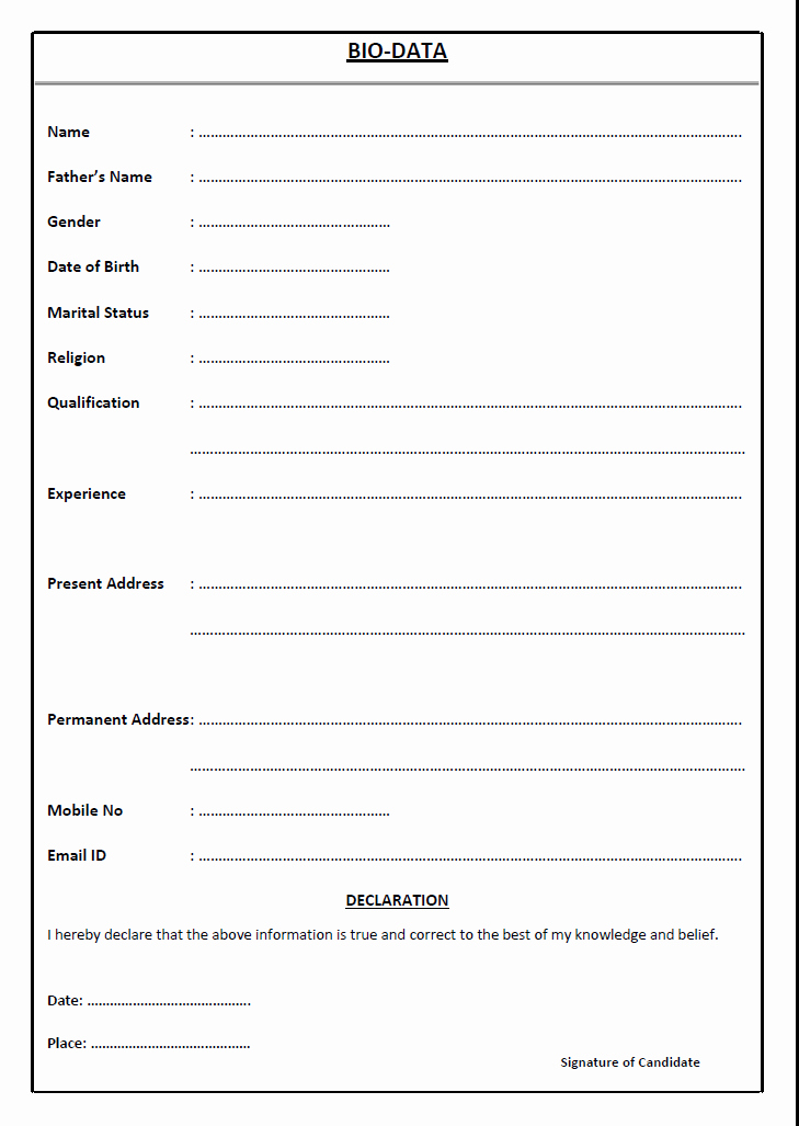 Resume format In Microsoft Word Fresh some New Resume format Templates 2013 Free Resume