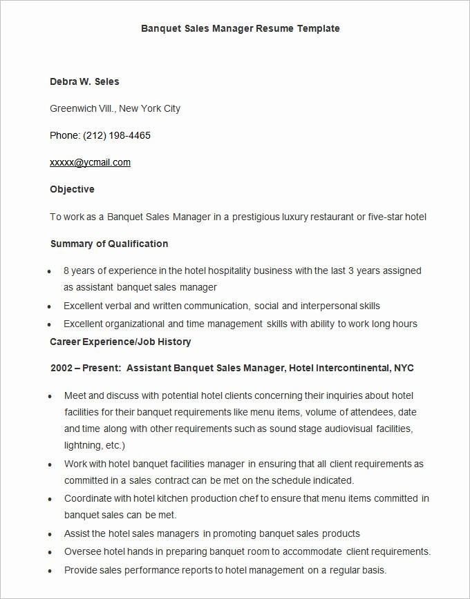 Resume format In Ms Word Elegant Microsoft Word Resume Template 49 Free Samples