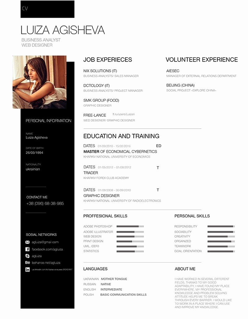 Resume Free Templates to Download Best Of 25 Modern and Wonderful Psd Resume Templates Free