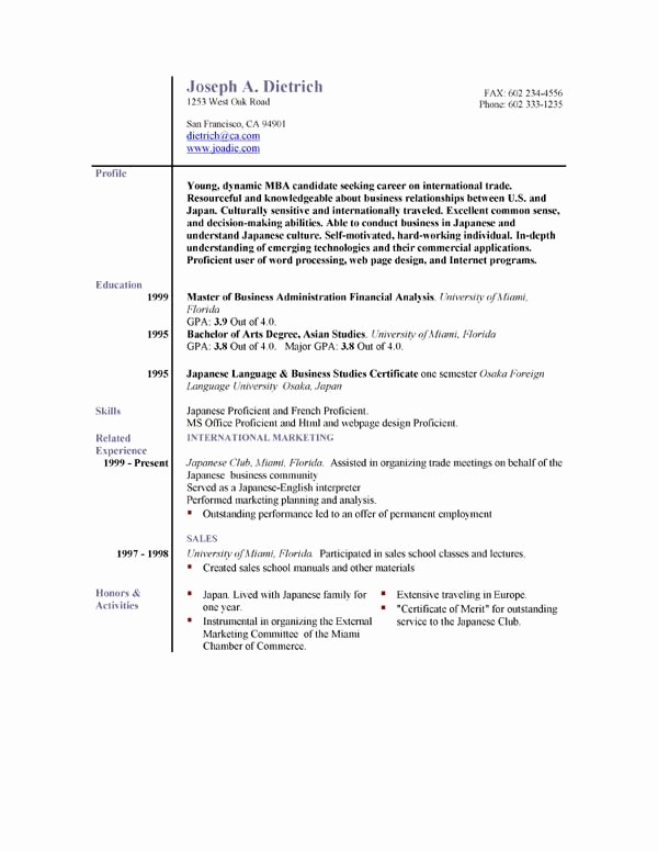 Resume Free Templates to Download Best Of 85 Free Resume Templates