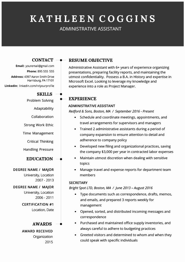 Resume Free Templates to Download Elegant 40 Modern Resume Templates Free to Download