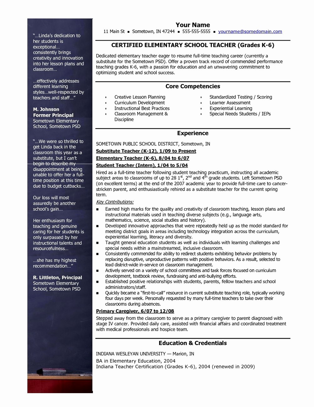 Resume Free Templates to Download Lovely Teacher Resume Template Free Download Resumes 400