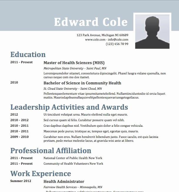 Resume Setup On Microsoft Word Awesome Resume Setup Microsoft Word with Professional Resume