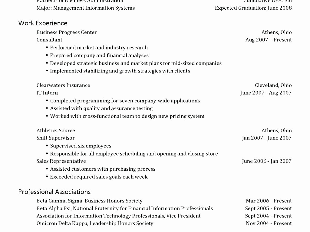 Resume Setup On Microsoft Word Unique Template Setting Up A Word Template How Do You Set Resume