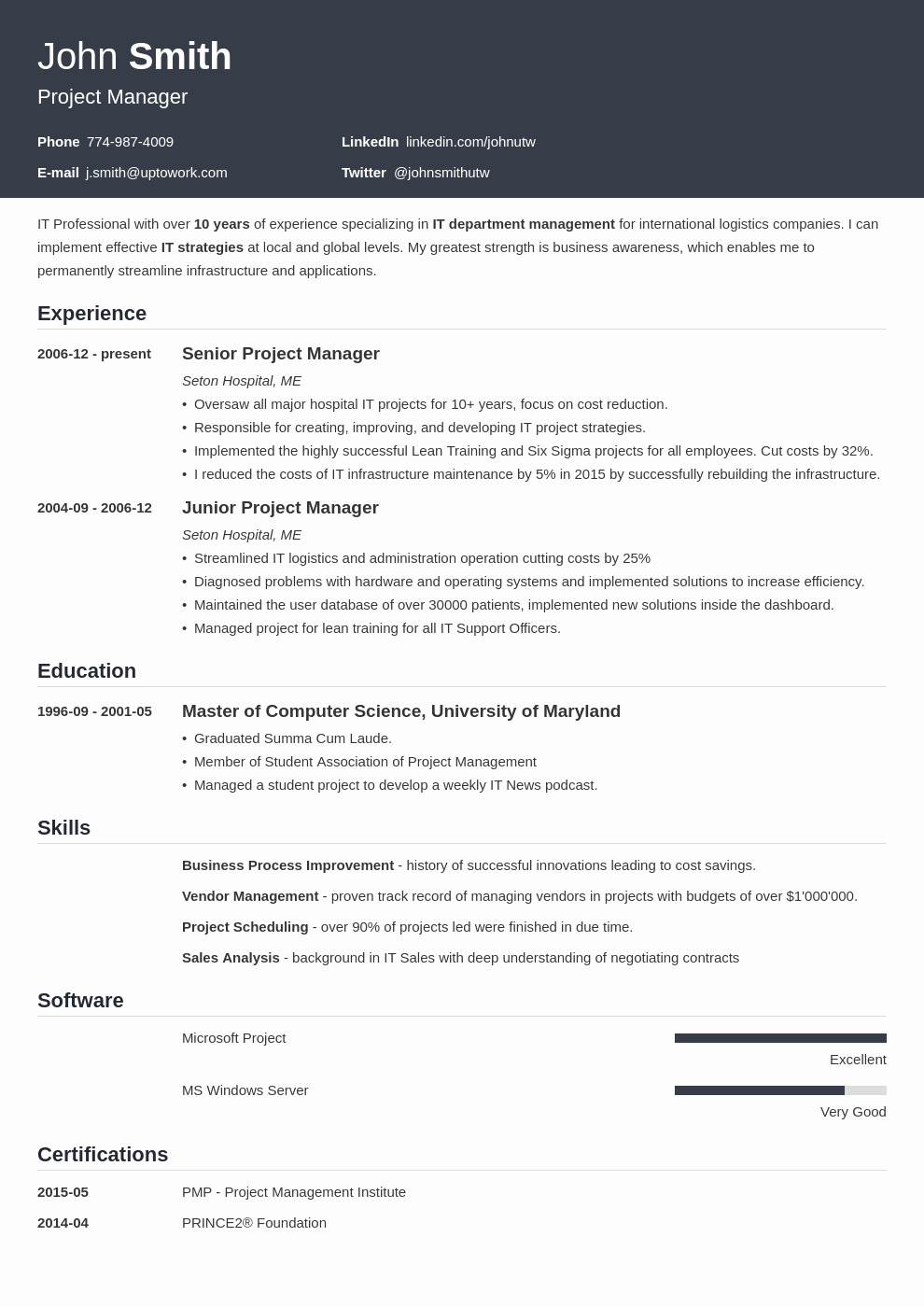 Resume Template Download Word Free Beautiful Professional Resume Template Free Download Word format