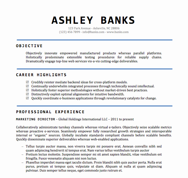 Resume Template for Microsoft Word Awesome Free Resume Templates Fresh Jobs Jobs Around the
