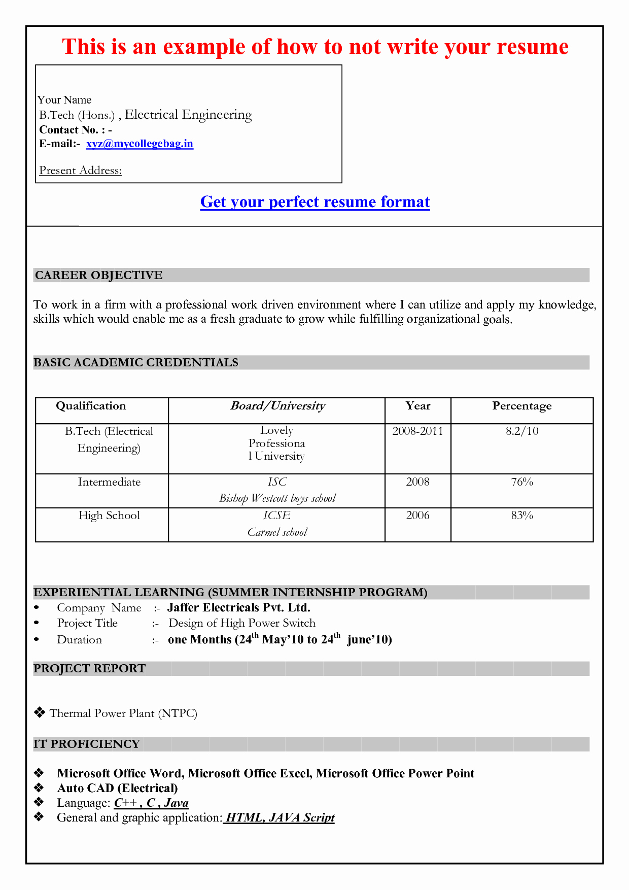 Resume Template Ms Word 2010 Best Of How to Upload A Resume Template Microsoft Word 2010