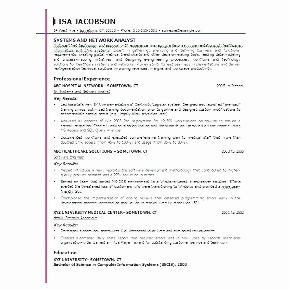 Resume Templates Microsoft Word 2010 Best Of Functional Resume Template Word 2010