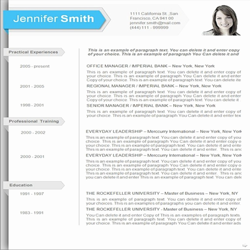 Resume Templates Microsoft Word 2010 Elegant Free Resume Templates for Word Starter 2010