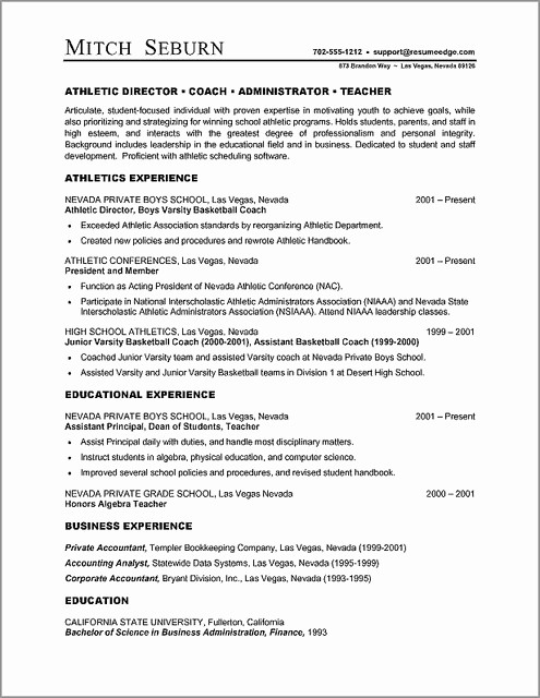 Resume Templates Microsoft Word 2010 New Microsoft Word Resume Template Free