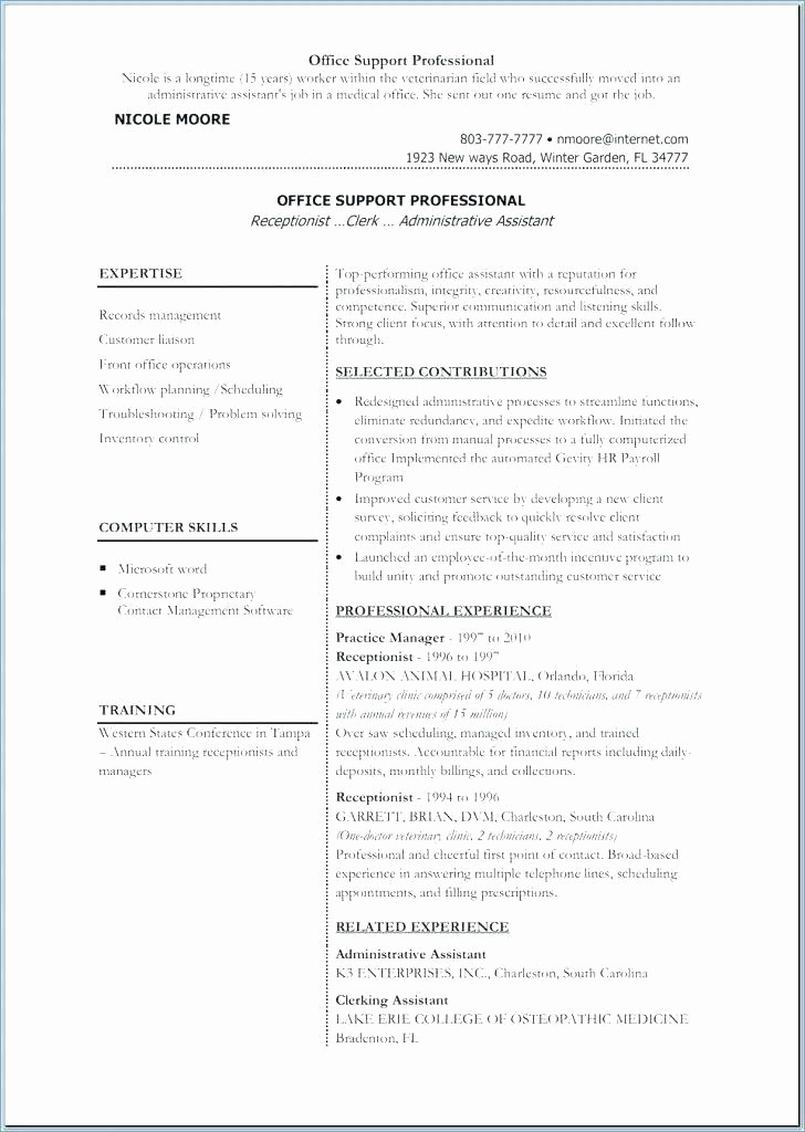 Resume Templates Microsoft Word 2010 Unique Resume Template Word 2010
