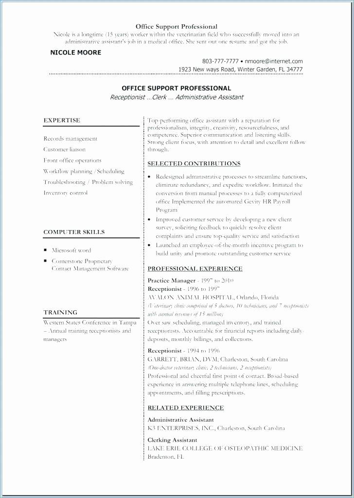Resume Templates Microsoft Word 2010 Unique Resume Template Word 2010
