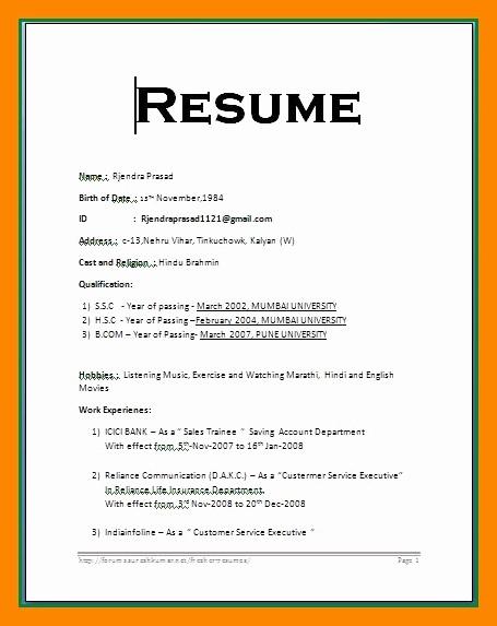 Resume Templates On Word 2007 New Resume Templates Word 2007 Sarahepps