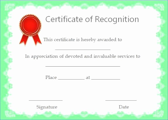 Retirement Certificate Templates for Word Awesome Sample Retirement Certificate Template