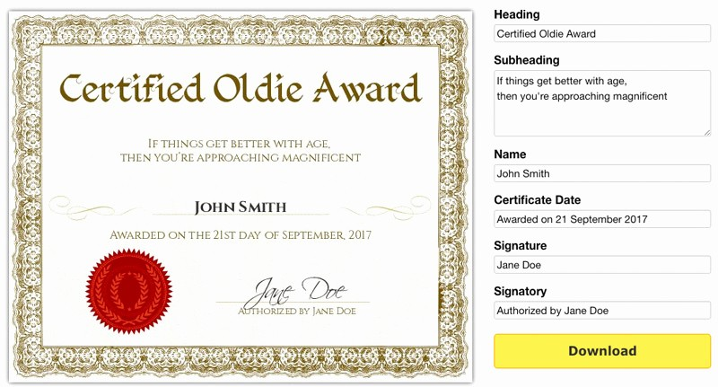 Retirement Certificate Templates for Word Elegant Funny Retirement Certificate Template Launchosiris