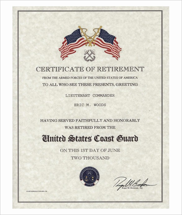 Retirement Certificate Templates for Word Fresh Funny Retirement Certificate Template Launchosiris