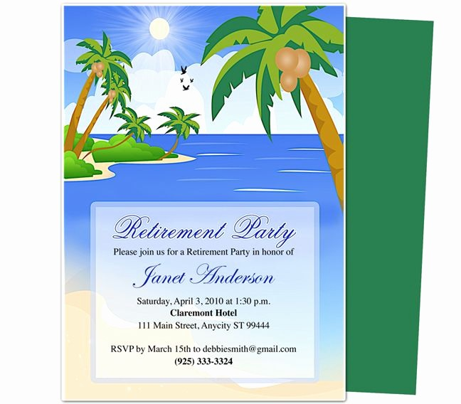 Retirement Certificate Templates for Word Inspirational 7 Best Of Free Printable Retirement Party Program