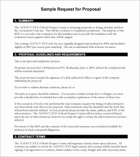 Rfp Response Template Microsoft Word Lovely Rfp Template Microsoft Word Free Response Sample Net Rfq