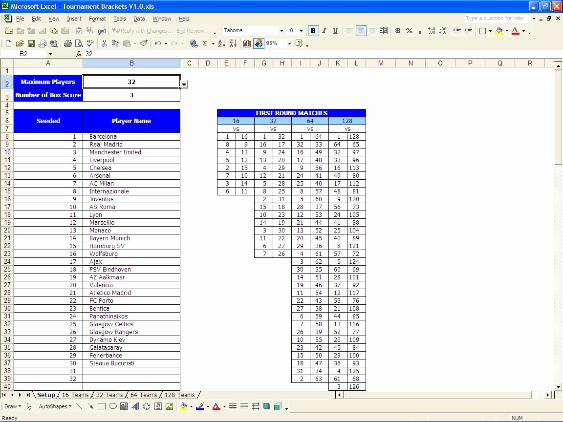 Round Robin tournament Template Excel Lovely Bau Von Gebäuden Bracket Generator Double Elimination