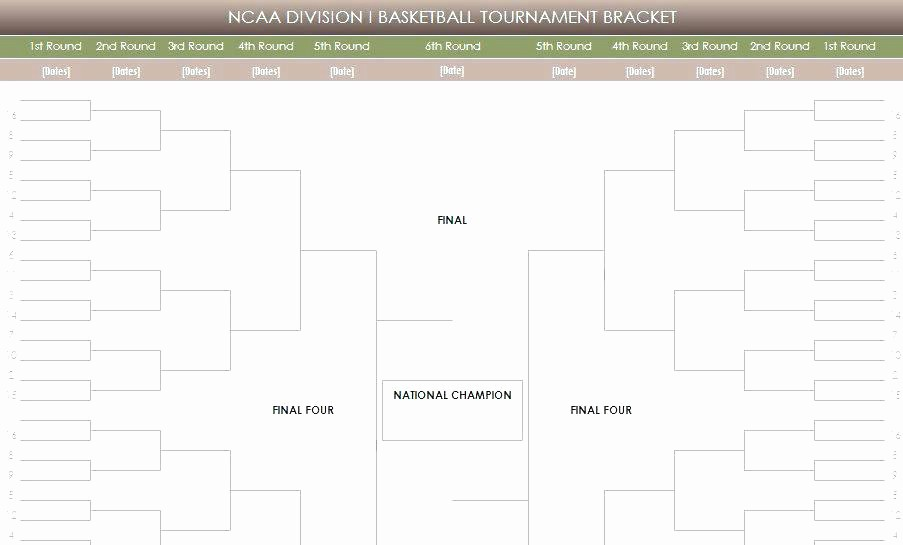 tournament bracket templates design builder free template sheets team brackets printable tour