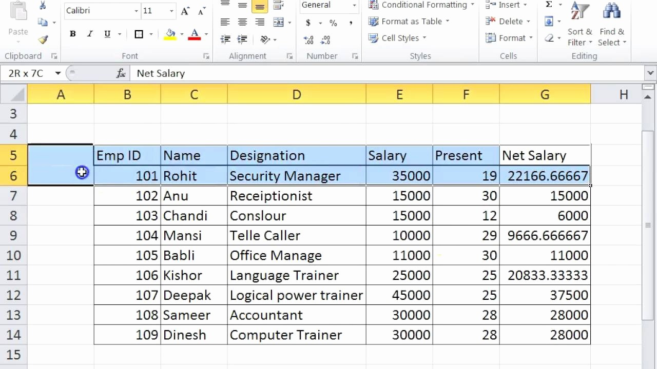 Salary formula In Excel Sheet Inspirational Gratuity Calculator In Excel format Da Arrear