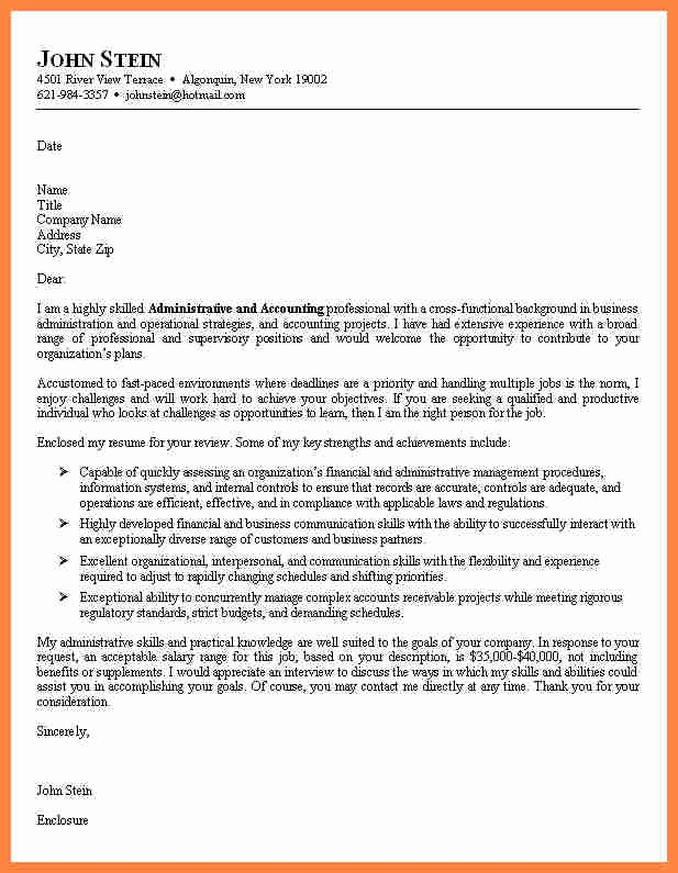 Salary History In Cover Letter Fresh 5 Salary History In Cover Letter