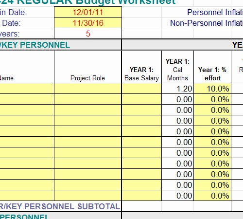 Salary Payroll Xls Excel Sheet Beautiful Employee Payroll Bud Worksheet Template