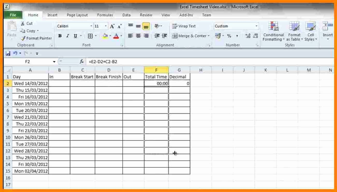 Salary Payroll Xls Excel Sheet Luxury 9 Free Excel Payroll Spreadsheet