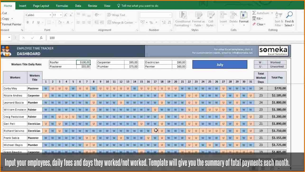 Salary Payroll Xls Excel Sheet Unique 9 Free Excel Payroll Spreadsheet