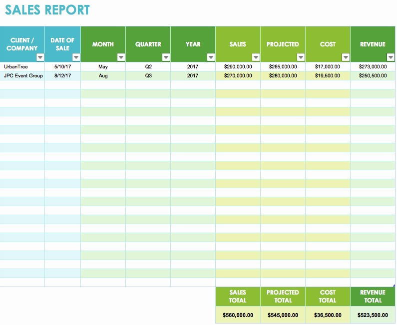 Sales Lead Management Excel Template Best Of Free Sales Plan Templates Smartsheet