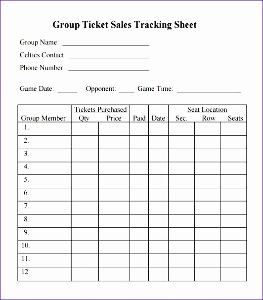 Sales Lead Tracker Excel Template Lovely 10 Sales Lead Tracking Excel Template Exceltemplates