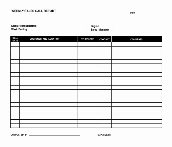 Sales Rep Activity Report Template Beautiful 11 Sales Report Templates Docs Pages Pdf Word