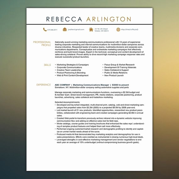 Sales Resume Template Microsoft Word Beautiful Sales Resume Template Microsoft Fice Instant Download Any