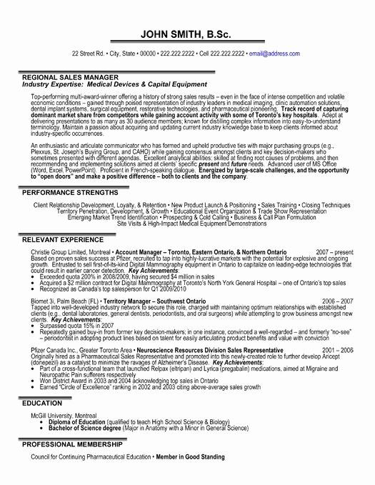 Sales Resume Template Microsoft Word Luxury 59 Best Best Sales Resume Templates & Samples Images On