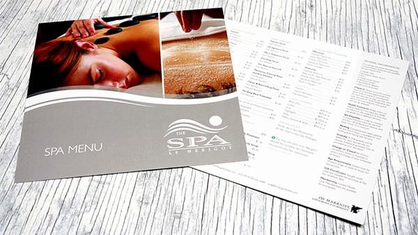 Salon Menu Templates Microsoft Word Elegant Spa Menu Templates – 27 Free Psd Eps Documents Download