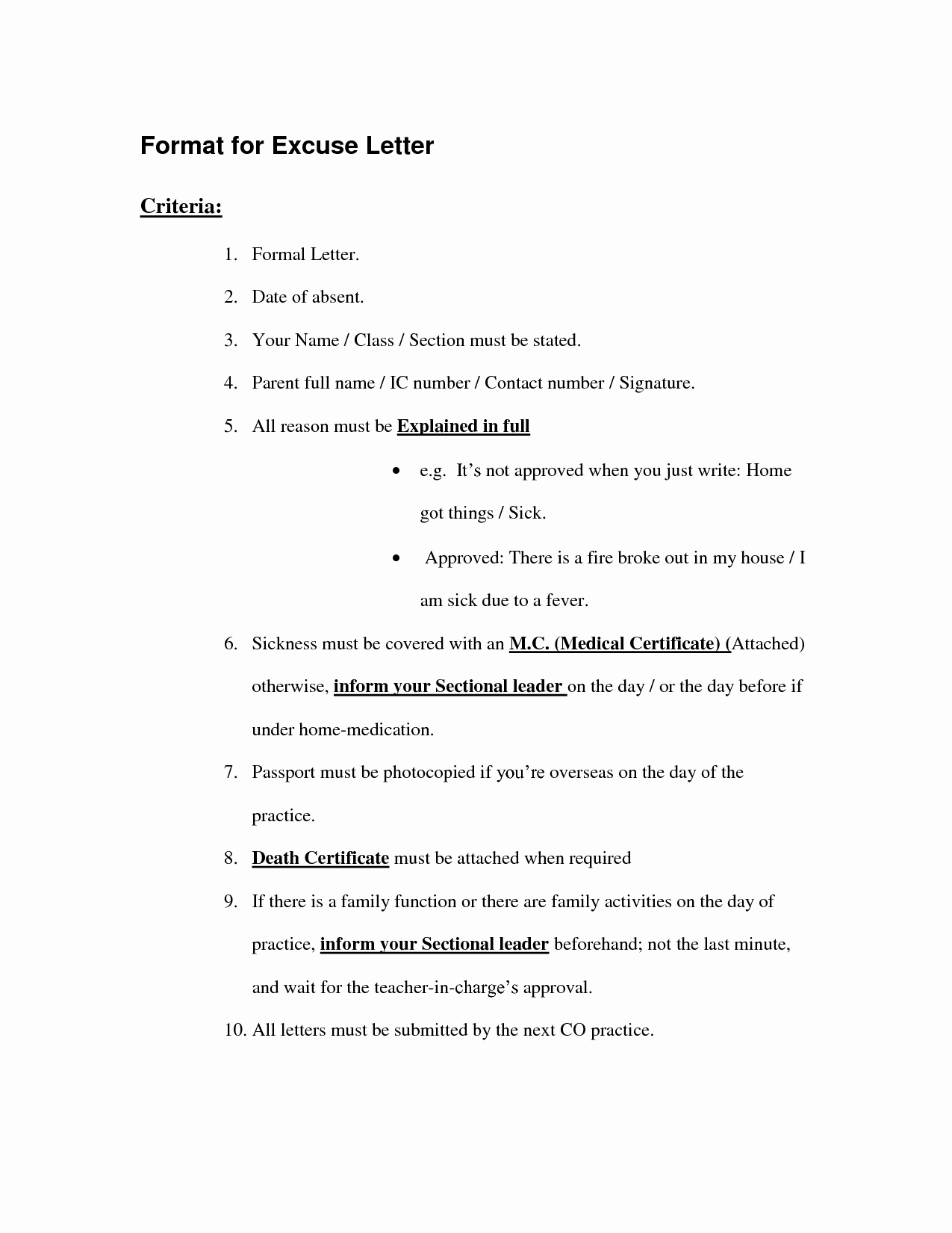 Sample Absent Letter to Teacher Inspirational Best S Of Sample Absence Letter to Teacher School