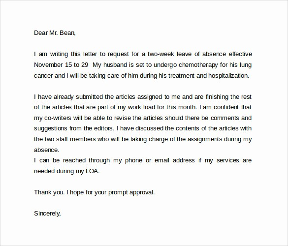 Sample Absent Letter to Teacher Inspirational How to Write A Letter to Class Teacher for Absent A