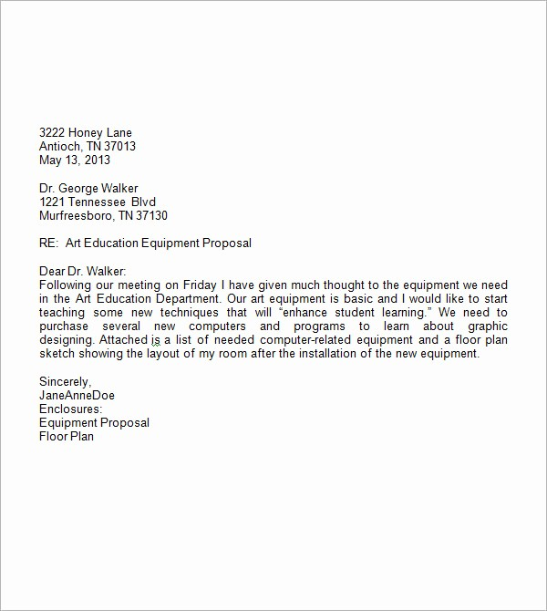 Sample Business Letter On Letterhead New 7 Business Letter Sample