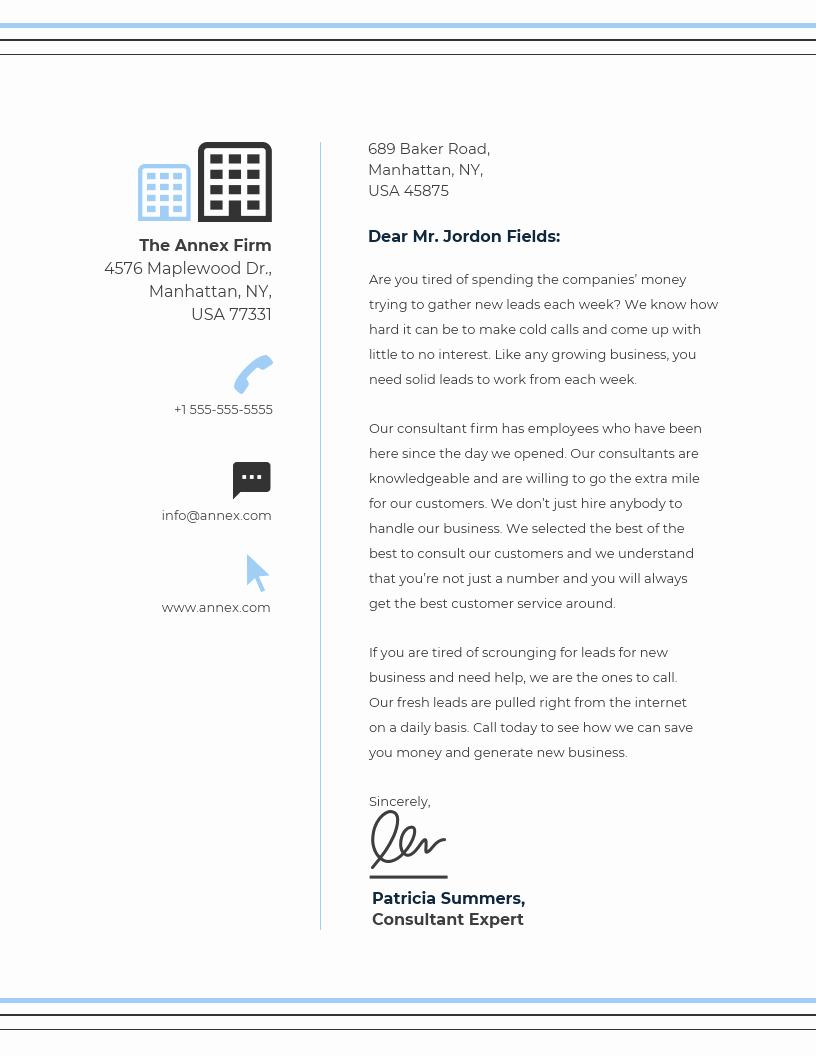 Sample Business Letter On Letterhead Unique 15 Professional Business Letterhead Templates and Design