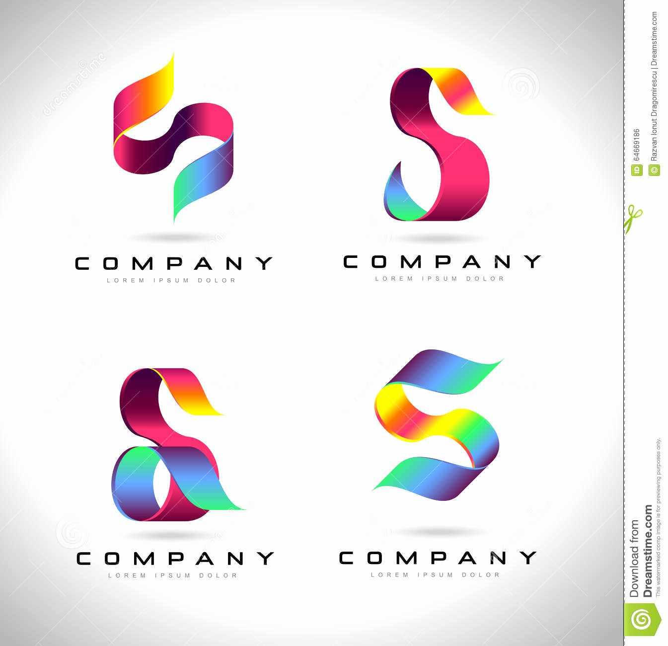 Sample Business Letter with Logo Fresh Design the Letter R Calligraphic Elegant Line Art Logo