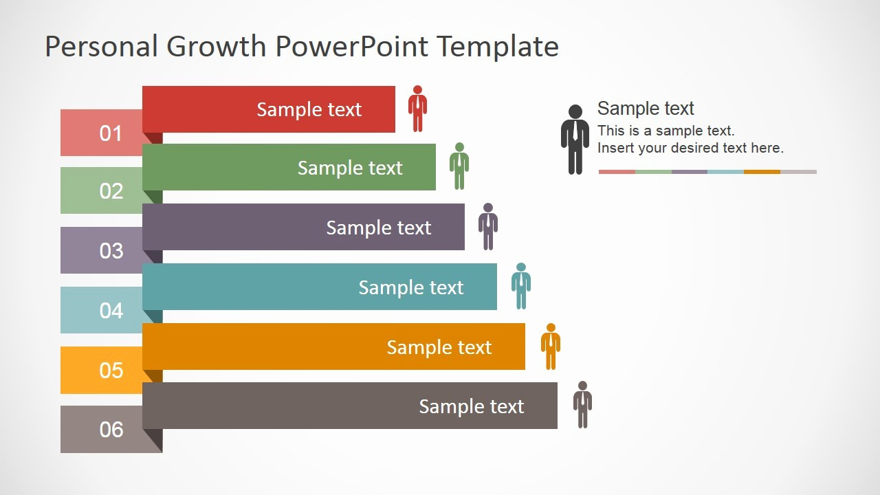 Sample Business Plan Presentation Ppt Lovely Personal Growth Powerpoint Template Slidemodel