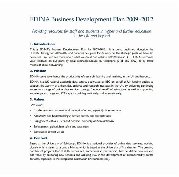 Sample Business Plan Templates Free Elegant 19 Business Plan Templates Sample Word Google Docs