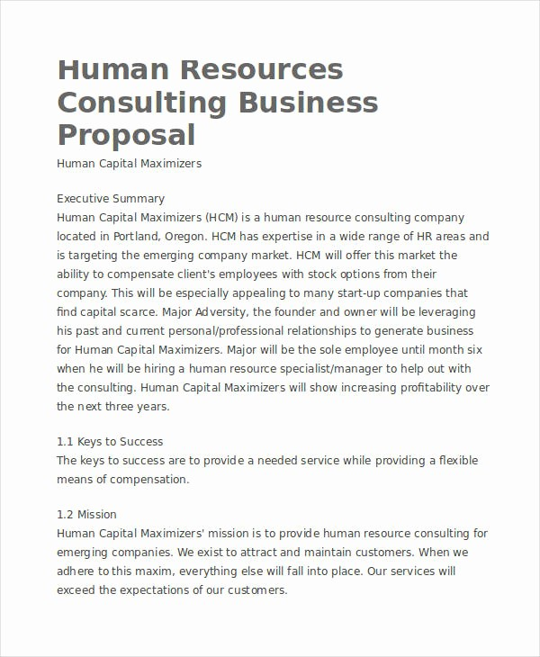 Sample Business Proposal for Services Beautiful 50 Business Proposal Examples & Samples Pdf Doc