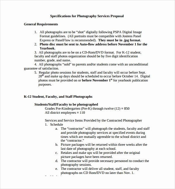 Sample Business Proposal for Services Unique 13 Graphy Proposal Templates