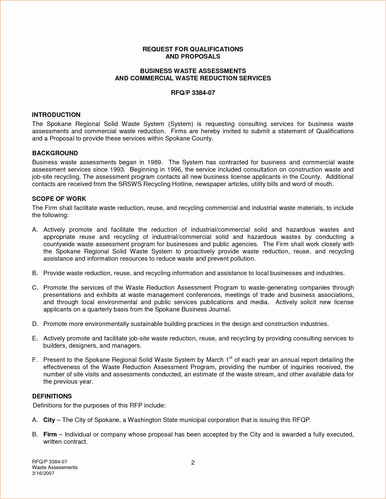 Sample Business Proposal for Services Unique 5 Service Proposal Template