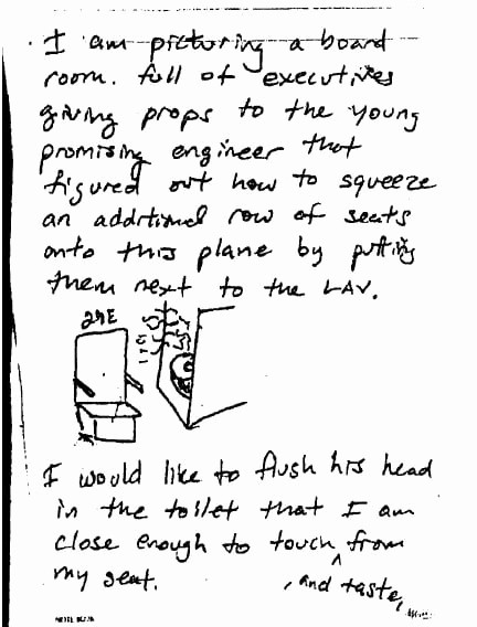 Sample Complaint Letters to Airlines Best Of Best Airline Plaint Letter Ever Written