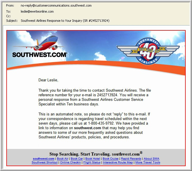 Sample Complaint Letters to Airlines Luxury How to Write A Plaint Letter to An Airline